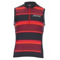 ZOOT PERFORMANCE TRI TANK RED STRIPES