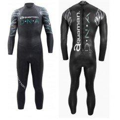 combinaison de triathlon néoprène pour hommes aquaman dna