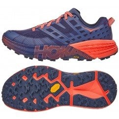 chaussure de trail running pour femme hoka speedgoat 2 pour femme 1016796