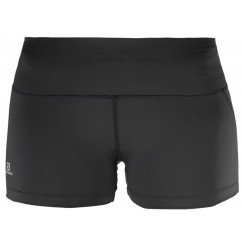 cuissard de running pour femmes salomon agile short tight l401272