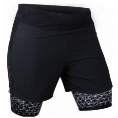 short 2in1 de trail running pour hommes raidlight short ultralight glhms06