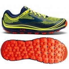 chaussures de trail running brooks puregrit 6 pour hommes 1102591d772