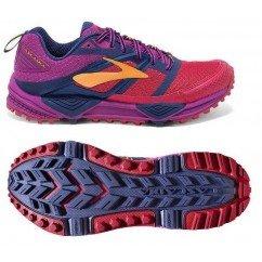 chaussure de trail running pour femme brooks cascadia 12