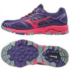 chaussures de trail running pour femmes mizuno wave mujin 4