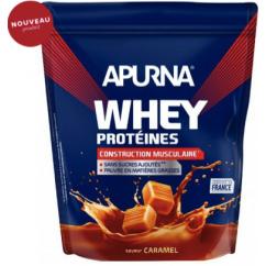 Apurna Whey Protéines Caramel