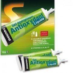 OVERSTIM'S GEL Antioxydant Liquide Peche Abricot