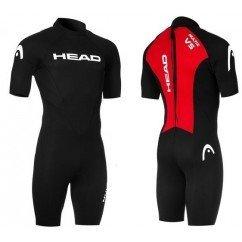 combinaison de triathlon pour hommes head multix Vs man shorty