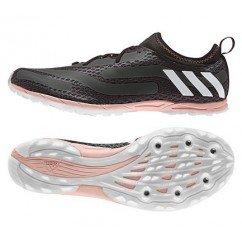 chaussure a pointes de cross adidas pourfemme