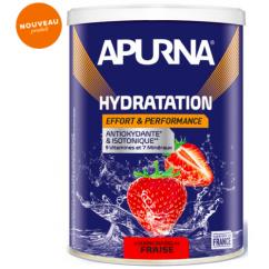 Apurna Boisson Hydratation Fraise