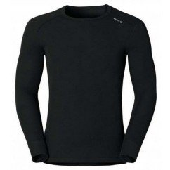 ODLO TEE ML WARM NOIR