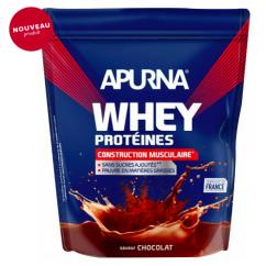 Apurna Whey Protéines Chocolat