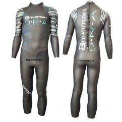 combinaison de triathlon pour homme aquaman dna