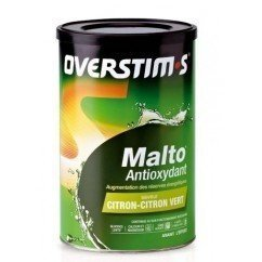 OVERSTIM'S MALTO ANTIOXYDANT CITRON-CITRON VERT