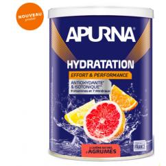 Apurna Boisson hydratation Agrumes
