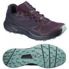 chaussure de trail running pour femmes salomon sense ride 404866