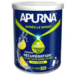 Apurna Boisson de Recuperation Citron
