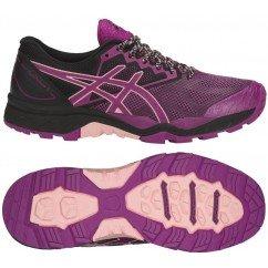 chaussure de running asics gel fuji trabuco 6 femme