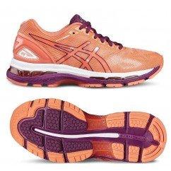 chaussure de running pour femme asics gel nimbus 19