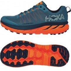 chaussures de running route et chemin pour hommes hoka challenger atr 4 1018294 spcgr