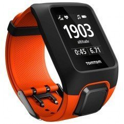 montre gps de running tom tom adventurer