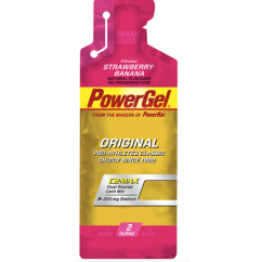 Powerbar Power Gel Original Fraise Banane
