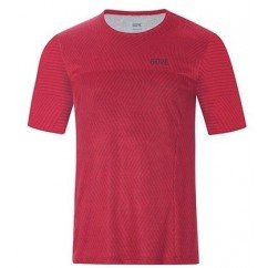 GORE OPTILINE SHIRT RED