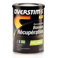 OVERSTIM'S Boisson de Recuperation Elite Citron-Citron Vert