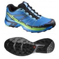 Chaussures de trail running Salomon Wings Pro 2 Homme