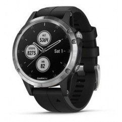 montre cardiofrequencemetre de running gps garmin fenix 5 plus