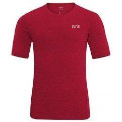 tee shirt de running pour hommes gore melange shirt 100086