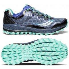 chaussures de trail running saucony peregrine 8 femmes s10424-35