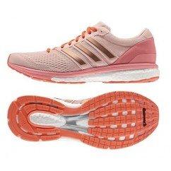 chaussure de running pour femme adidas boston 6 boost.