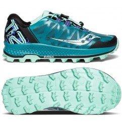 chaussure de trail running pour femmes saucony koa st s10391-35
