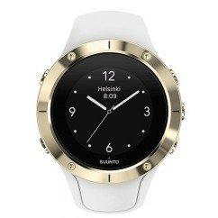 montre gps et cardiofrequencemetre tactile suunto spartan trainer wrist hr gold