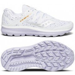 chaussures de running pour femmes saucony guide iso white s10415-40