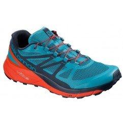 chaussure de trail running pour hommes salomon sense ride 404848