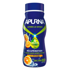 Apurna Boisson de Recuperation Orange