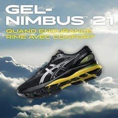 ASICS-GEL NIMBUS 21