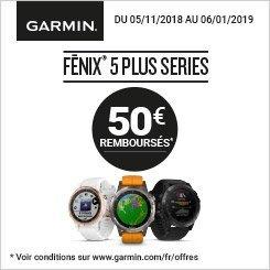 ODR GARMIN FENIX 5 SERIES