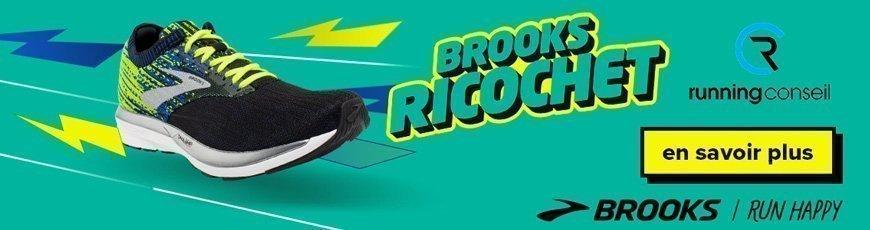 Nouvelle Brooks Ricochet