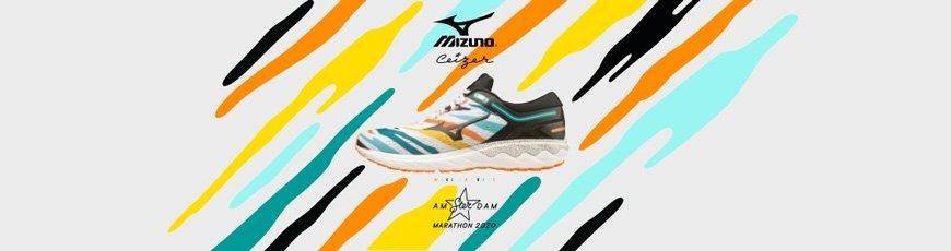 Mizuno Wave Skyrise x Ceyzer