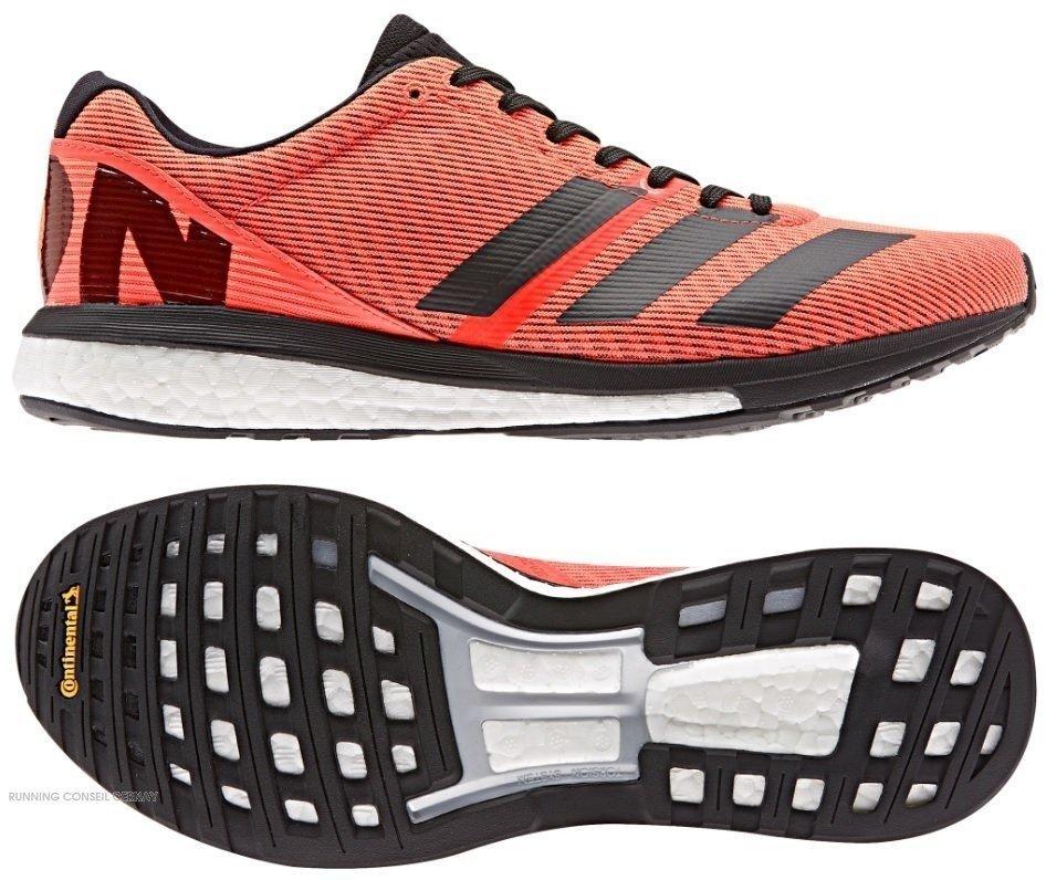 Chaussures 8 Running Pour De Boston Adidas Hommes Rousol Adizero G28860 AjR5LSc34q