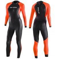 Combinaison de triathlon Orca Openwater Core HI-VIS Femme 2021