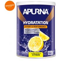 Apurna Boisson Hydratation Citron