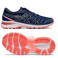 chaussure de running pour femme asics gel pursue 6 ref 1012A751 - 400