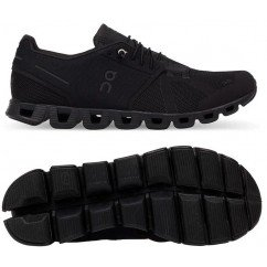 chaussure de running on running cloud black 19.0002