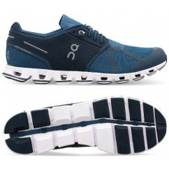 chaussure de running on running cloud 19.99989 bleue