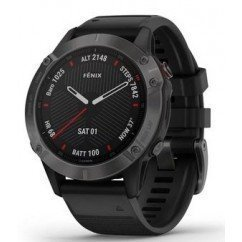 montre cardiofrequencemetre de running gps garmin fenix 6 010-02158-11