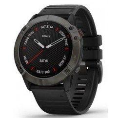 montre cardiofrequencemetre de running gps garmin fenix 6X sapphire 010-02157-11