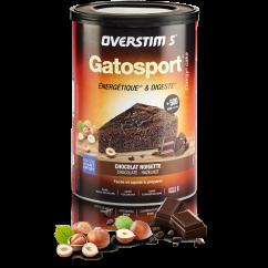 OVERSTIM'S GATOSPORT CHOCOLAT NOISETTES